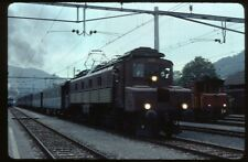 35mm slide SBB CFF FFS Ce 6/8 I 14201 where? Switzerland 1981 original