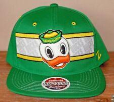 L@@K! NWT OREGON DUCKS ZEPHYR ORIGINAL SNAPBACK BASEBALL HAT CAP EMBROIDERED $28