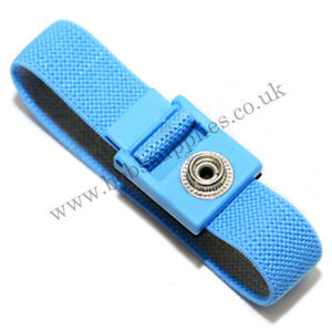 ESD Antistatic Wrist strap with 10mm stud - Qty 50 of