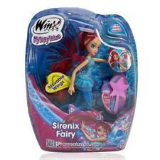 More details for winx club my fairy friend sirenix bloom fairy fashion doll