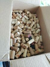 Wine Corks SYNTHETIC - Used Assorted Lot of 50