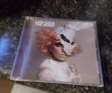Lady Gaga: The Remix CD
