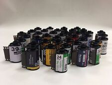40x Empty 35mm Film Cartridge for Respooling / Wedding Invites