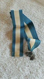 Boy Scouts of America Silver Beaver Award Medal Blue White Blue Ribbon SB4C?