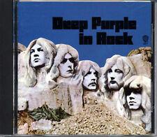 DEEP PURPLE In Rock JAPAN 1st Press CD 1987 32XD-898 3200Yen RARE!