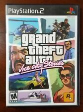 Grand Theft Auto: Vice City Stories PlayStation 2 Ps2 - Acceptable, Tested