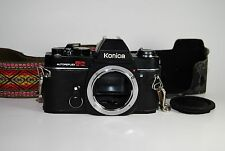 Konica Autoreflex TC 35mm Film SLR Camera Body
