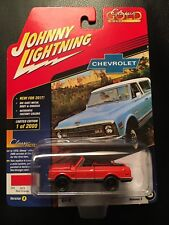 JOHNNY LIGHTNING 1970 CHEVY BLAZER 2017 CLASSIC GOLD COLLECTION RELEASE 3