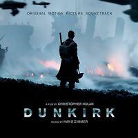 DUNKIRK - ORIGINAL SOUNDTRACK (HANS ZIMMER)CD NEU