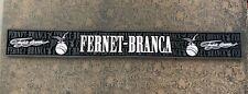 """💥Fernet-Branca 27"""" Rubber Bar Rail Mat💥 Brand New💥💥💥"""