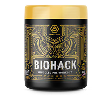 Biohack Preworkout Amino Cartel  ⚠️ High Stim Stack Options Available