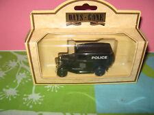 voiture miniature DAYS GONE -  POLICE  - réf. 37002