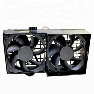 Dell 0HW856 HW856 Precision T3500 | T5500 WorkStation Front Dual Fan Assembly