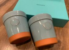 NEW Tiffany & Co. Everyday Objects Terra-cotta Flowerpots