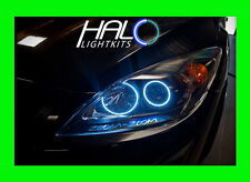 2007-2012 ORACLE Mazda CX7 CX-7 White LED Headlight Halo Ring Kit 4 RINGS
