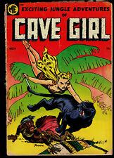 1954 Magazine Enterprises Cave Girl #14 Poor