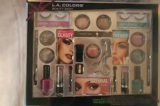 L.A. Colors Beauty Bash 26 Piece Makeup Collection Gift Set, NEW!