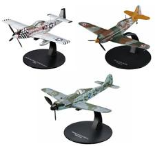 Lot de 3 Avions WW2 - 1/72 militaire diecast DeAgostini