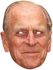 Adults Prince Philip Royal Family Wedding Brit Fancy Dress Costume Outfit Mask
