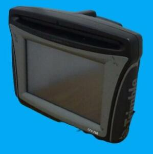 AS-IS : Trimble CFX-750