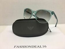 a57664c76cc New Emporio Armani Women s Green Pearl EA4025 5204 4S Sunglasses
