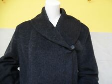 JACQUELINE RIU joli manteau long femme