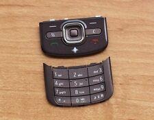 ORIGINALE Nokia 6710 Navigator Tastiera Set 2 pezzi (nuovo, 9796524/9796525)