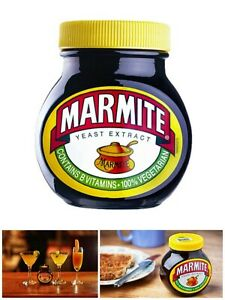 Marmite Large Yeast Extract Spread Ceylon Vegetarian free shipping (55g)