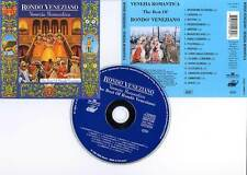 "RONDO VENEZIANO ""Venezia Romantica - Best Of"" (CD) 1993"
