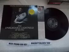 LP OST Unbearable Lightness of Being (13) canzone Metronome unerträgl leggerezza