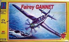 Fairey Gannet della Donetsk Toys Factory scala 1/72 kit montaggio, Aereo