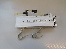 SMC MXS16-100, Kompaktschlitten 100mm Hub + SMC D-M9P + Anschlagdämpfer ++++