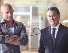 "Kurt Russell Vin Diesel ""Furious 7"" Signed Original Autograph Photo  W/COA"