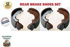 Per FIAT DUCATO 2.5D 2.5TD 1990-1994 Nuovo Set scarpa freno posteriore