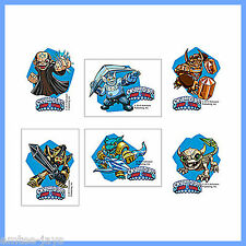 Skylanders Trap Team Tattoos x 12 - Birthday Party Supplies/Favours - Loot Bags