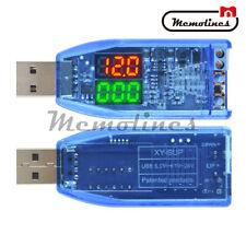 DC-DC 5V to 1V-24V USB Step Up Down Voltage Converter Module Buck Boost Dual LED