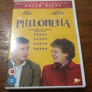 Philomena DVD R2 Like New! – FREE POST