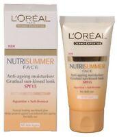 L'Oreal Nutrisummer Face cream SPF15 50ml
