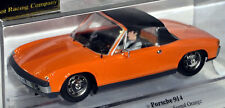 Porsche 914 street version signal orange Slot Racing Company Ref.02003