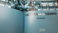 ANDORRA ESPAÑOLA: AÑO 2018 SELLOS NUEVOS , OFERTA CON LIBRO** DE CORREOS LUJO