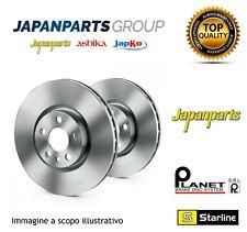 DI-L02 JAPANPARTS Dischi freno LAND ROVER DISCOVERY III (TAA) 3.0 TD