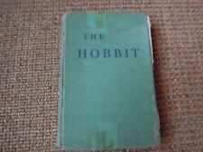 The Hobbit by J.R.R. Tolkien, 2nd Ed, 20th printing, Pre-1966, Green HC