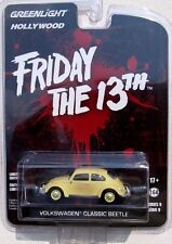 GREENLIGHT HOLLYWOOD SERIES 9 FRIDAY THE 13TH VOLKSWAGEN CLASSIC BEETLE