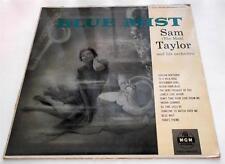Sam The Man Taylor   Blue Mist  1955 MGM E33292 Jazz  Blues  Mono 33 rpm LP  VG-