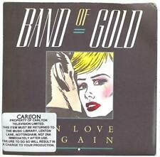 """Band Of Gold - In Love Again - 7"""" Record Single"""