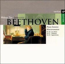 Beethoven: Piano Sonatas Nos. 21, 23, 26 Melvyn Tan
