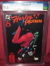 HARLEY QUINN #20 DC COMIC 2000 series - CGC 9.6