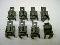 8 Repro American Flyer Replacement Knuckle Couplers w/ Hole