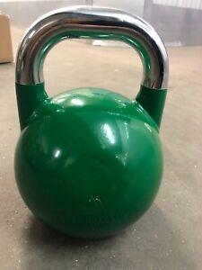Kettlebell 24kg Steel Heavy Gym Fitness