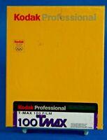 Kodak TMAX 100 Black & White 4x5 Sheet Film - 50 Sheets - NEW Sealed 10/2008